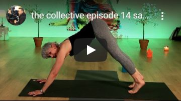 yoga at home information  the collective waterford